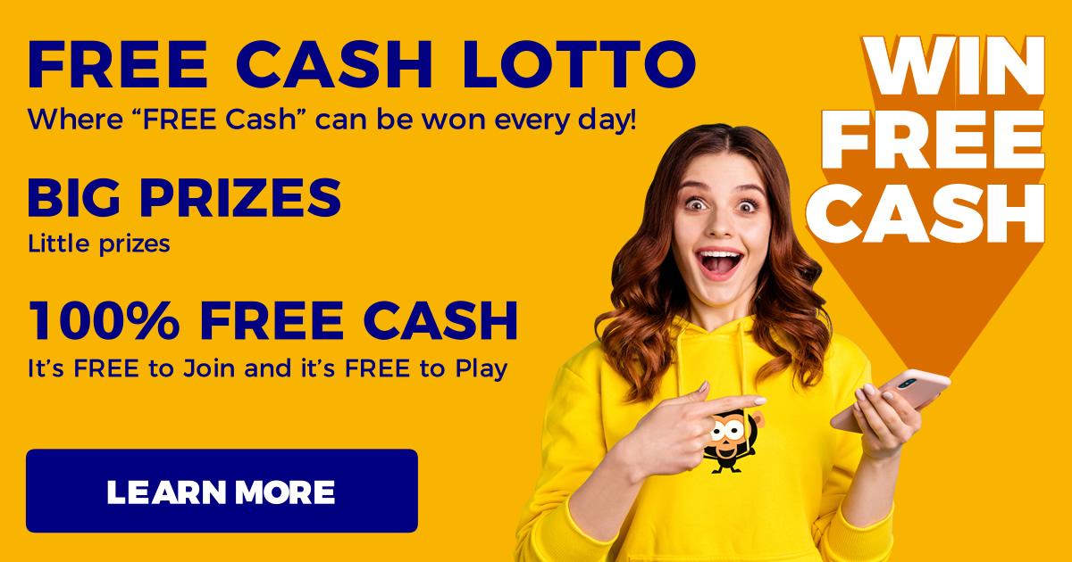 freecashlotto.com